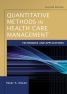quantitative methods in healthcae management